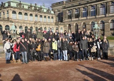 Pomaturitní studium - společné akce - adventní Drážďany