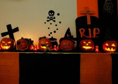 Netradiční den - Halloween