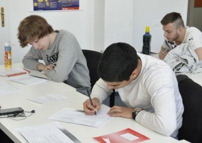 Příprava na zkoušky CAE