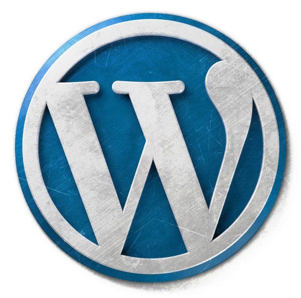 wordpress ikona
